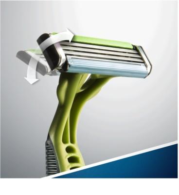 Gillette Blue 3 Sense Care Einweg-Rasierapparat 3