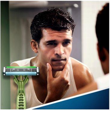 Gillette Blue 3 Sense Care Einweg-Rasierapparat 6