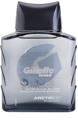 Gillette Series Artic Ice вода після гоління