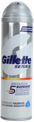 Gillette Series gel de afeitar para calmar la piel