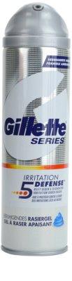 Gillette Series Rasiergel zur Beruhigung der Haut
