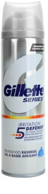 Gillette Series borotválkozási gél az arcbőr megnyugtatására 1