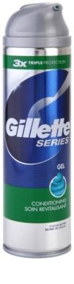 Gillette Series Rasiergel mit Kakaobutter 1