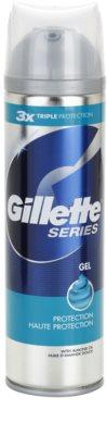 Gillette Series gel na holení