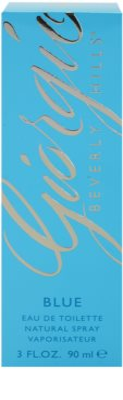 Giorgio Beverly Hills Blue Eau de Toilette para mulheres 4