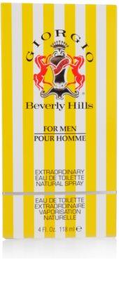Giorgio Beverly Hills Giorgio for Men Eau de Toilette pentru barbati 4