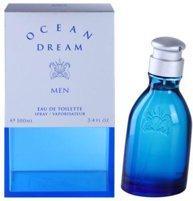 Giorgio Beverly Hills Ocean Dream Men eau de toilette férfiaknak