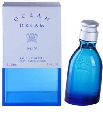 Giorgio Beverly Hills Ocean Dream Men Eau de Toilette pentru barbati