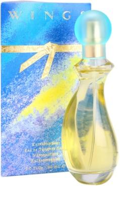 Giorgio Beverly Hills Wings Extraordinary eau de toilette para mujer 1