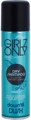 Girlz Only Dawn Til Dusk suhi šampon z nežnim citrusnim vonjem