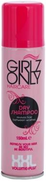 Girlz Only XXL Volume plus suhi šampon za povečanje volumna las