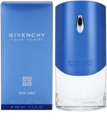 Givenchy Pour Homme Blue Label Eau de Toilette pentru barbati