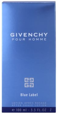 Givenchy Pour Homme Blue Label after shave para homens 3