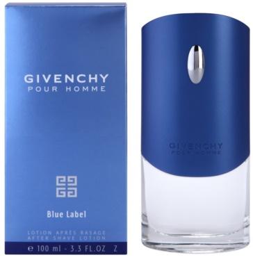Givenchy Pour Homme Blue Label borotválkozás utáni arcvíz férfiaknak