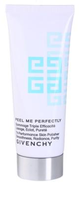 Givenchy Cleansers esfoliante de limpeza para rosto