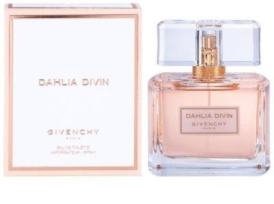Givenchy Dahlia Divin Eau de Toilette para mulheres