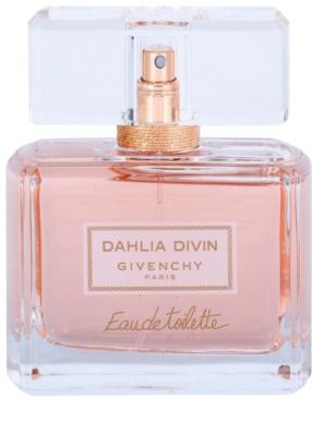 Givenchy Dahlia Divin eau de toilette teszter nőknek 1