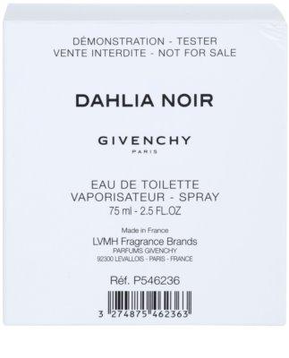 Givenchy Dahlia Noir woda toaletowa tester dla kobiet 1
