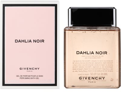 Givenchy Dahlia Noir sprchový gel pro ženy