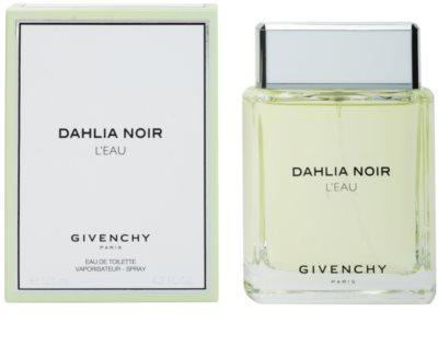 Givenchy Dahlia Noir L´Eau Eau de Toilette pentru femei