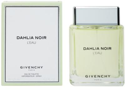 Givenchy Dahlia Noir L´Eau toaletní voda pro ženy