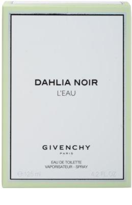 Givenchy Dahlia Noir L´Eau Eau de Toilette pentru femei 2
