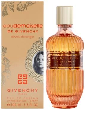 Givenchy Eaudemoiselle de Givenchy Absolu d'Oranger eau de parfum para mujer