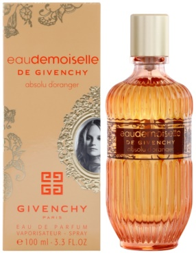 Givenchy Eaudemoiselle de Givenchy Absolu d'Oranger парфюмна вода за жени