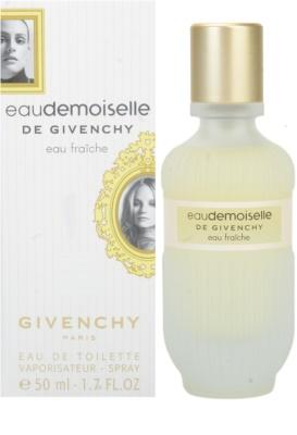 Givenchy Eaudemoiselle de Givenchy Eau Fraiche Eau de Toilette para mulheres