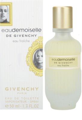 Givenchy Eaudemoiselle de Givenchy Eau Fraiche toaletná voda pre ženy
