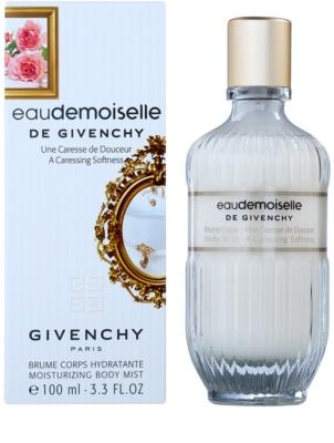 Givenchy Eaudemoiselle de Givenchy testápoló spray nőknek