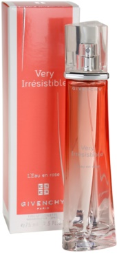 Givenchy Very Irresistible L'Eau en Rose Eau de Toilette für Damen 1
