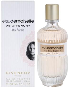 Givenchy Eaudemoiselle de Givenchy Eau Florale Eau de Toilette para mulheres