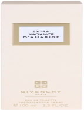 Givenchy Les Parfums Mythiques - Extravagance d´Amarige Eau de Toilette für Damen 3