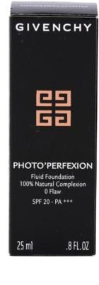 Givenchy Photo'Perfexion podkład korygujący SPF 20 4