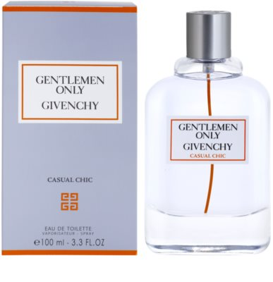 Givenchy Gentlemen Only Casual Chic eau de toilette férfiaknak