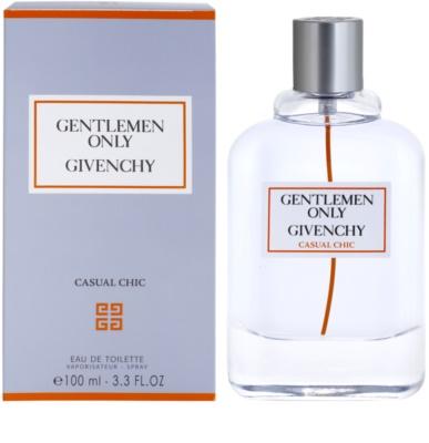Givenchy Gentlemen Only Casual Chic Eau de Toilette para homens