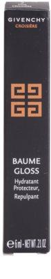 Givenchy Baume Gloss błyszczyk do ust o dzłałaniu nawilżającym 3