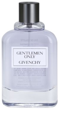 Givenchy Gentlemen Only тоалетна вода тестер за мъже