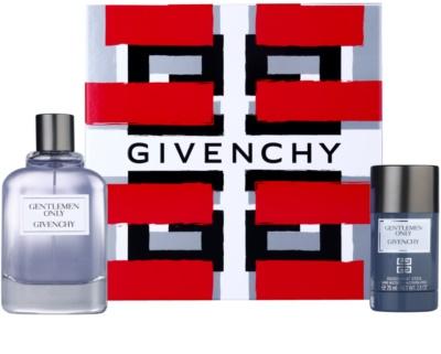 Givenchy Gentlemen Only coffrets presente