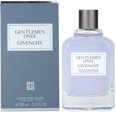 Givenchy Gentlemen Only loción after shave para hombre