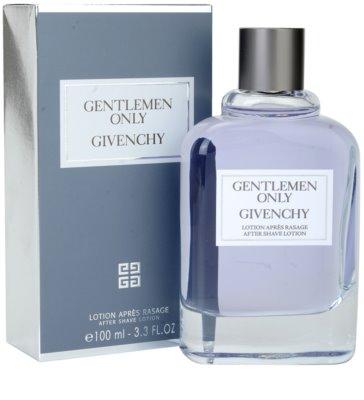 Givenchy Gentlemen Only losjon za po britju za moške 1