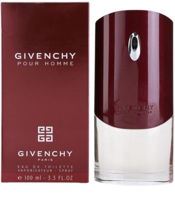 Givenchy Pour Homme eau de toilette férfiaknak
