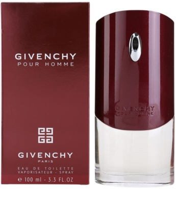 Givenchy Pour Homme toaletná voda pre mužov