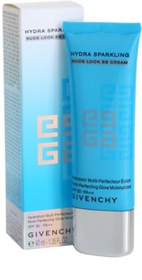 Givenchy Hydra Sparkling BB Creme mit feuchtigkeitsspendender Wirkung 2