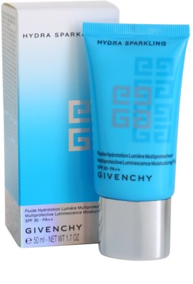 Givenchy Hydra Sparkling hydratačný ochranný fluid SPF 30 2