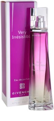 Givenchy Very Irresistible eau de parfum para mujer 1