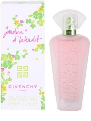 Givenchy Jardin d'Interdit Eau de Toilette para mulheres