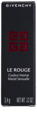 Givenchy Le Rouge ruj 3