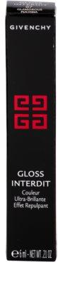Givenchy Gloss Interdit lesk na rty pro objem a lesk 3